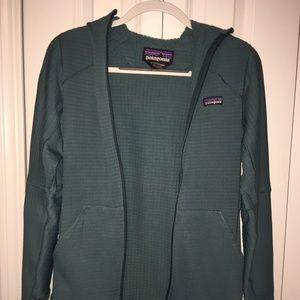 Patagonia Women's R1 Fleece Full-Zip Hoody medium